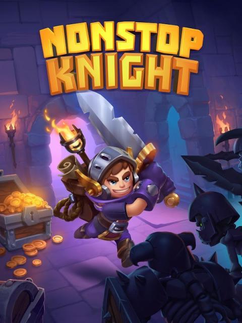 Nonstop Knight (MOD, No Skill CD/Money)