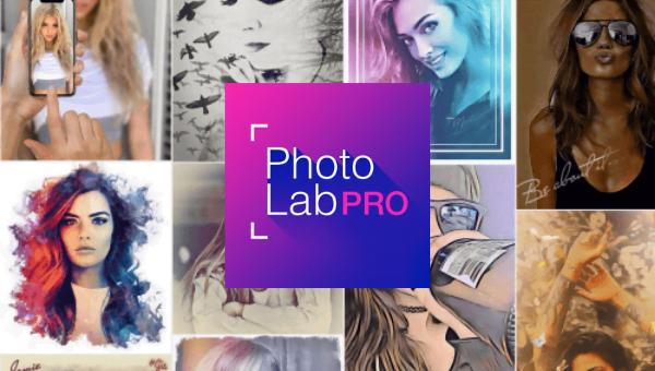Photo Lab Picture Editor (MOD Mở khóa PRO)