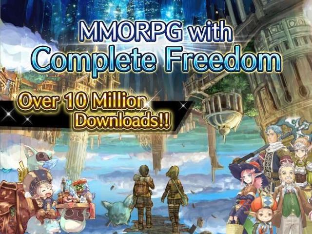RPG Toram Online (MOD, God Mode/Skill CD)