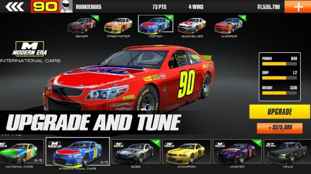 Stock Car Racing (MOD, Unlimited Money)