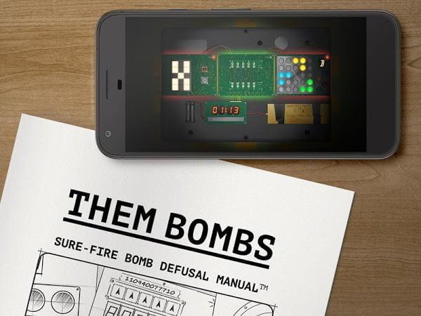 Them Bombs (MOD, Unlocked All)