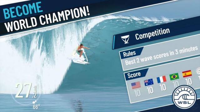 True Surf (MOD, Unlimited Money)