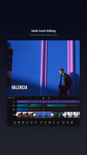 VlogNow – VN Video Editor
