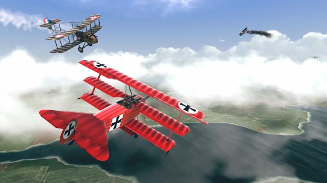Warplanes: WW1 Sky Aces (MOD, Unlimited Money)