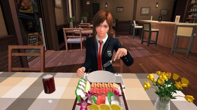 3D Virtual Girlfriend Offline (MOD, Unlimited Money)