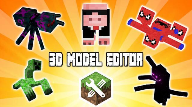 AddOns Maker for Minecraft PE (MOD, All Unlocked)