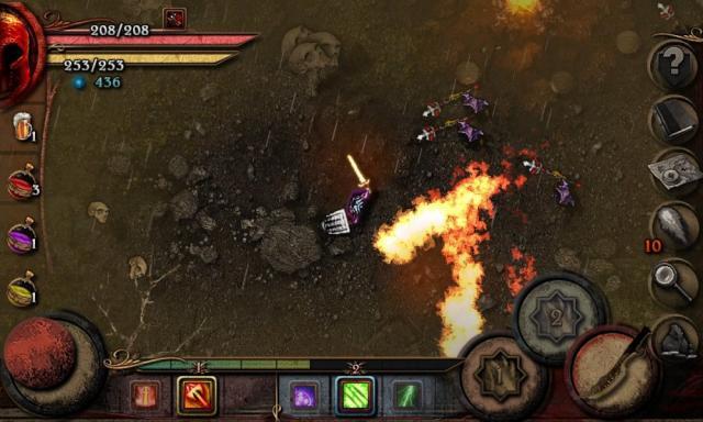 Almora Darkosen RPG (MOD, Unlocked Premium Content)