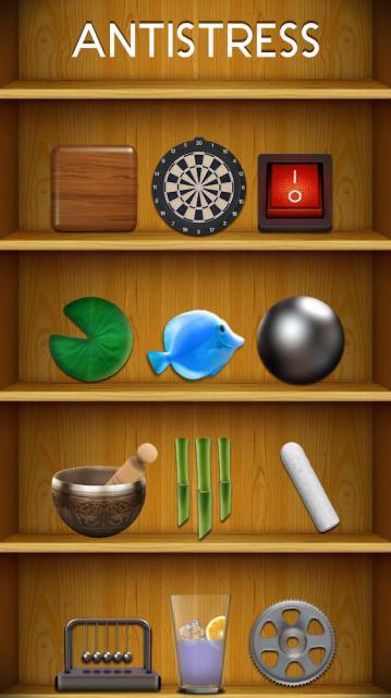 Antistress – Relaxation Toys (MOD, Unlocked)