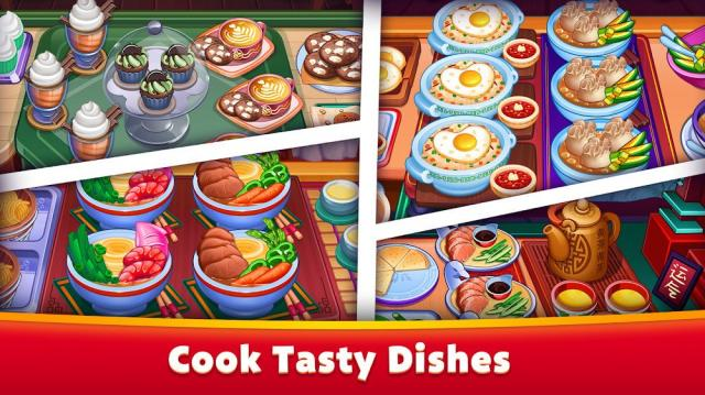 Asian Cooking Star (MOD, Unlimited Money)