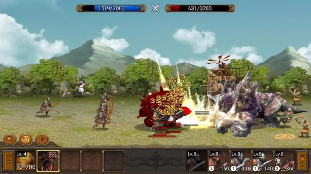 Battle Seven Kingdoms: Kingdom Wars2 (MOD, Unlimited Money)