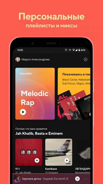 BOOM Music Player (MOD, Plus Subscription)