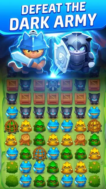 Cat Force (MOD, Unlimited Energy/Money)