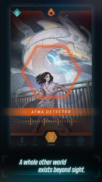 Code Atma (MOD, High Damage/Defense)