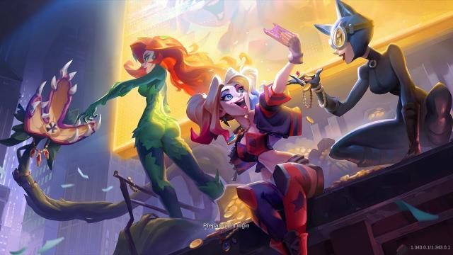 Code DC Worlds Collide