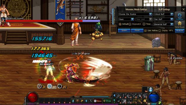 Code Dungeon Fighter Online