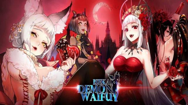 Code ISEKAI Demon Waifu
