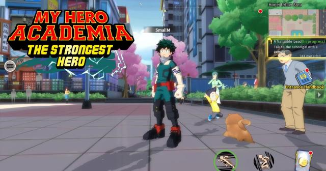 Code My Hero Academia The Strongest Hero