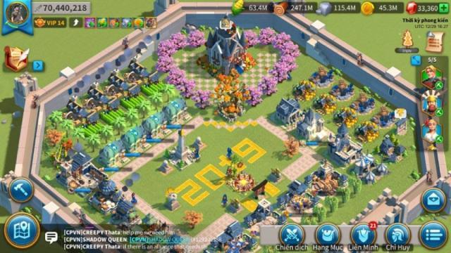 Code Rise of Kingdoms