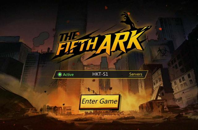 code The Fifth Ark