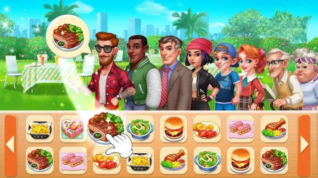 Cooking Frenzy (MOD, Unlimited Money)