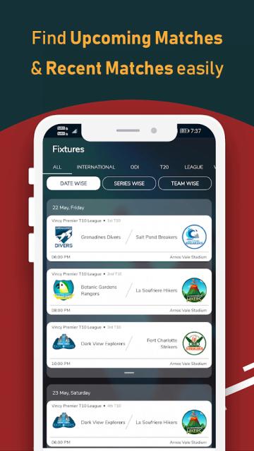 Cricket Exchange (MOD, Premium Unlocked)