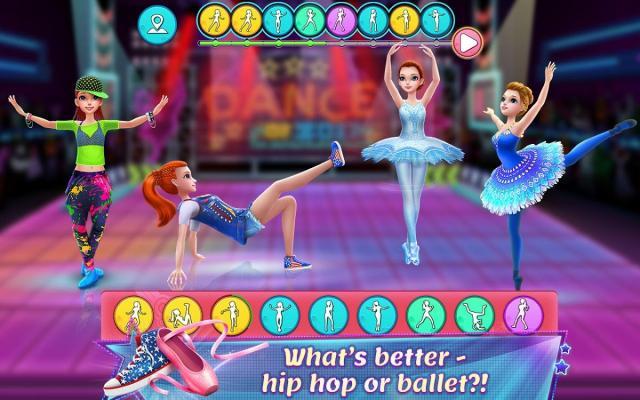 Dance Clash: Ballet vs Hip Hop (MOD, Unlocked All)