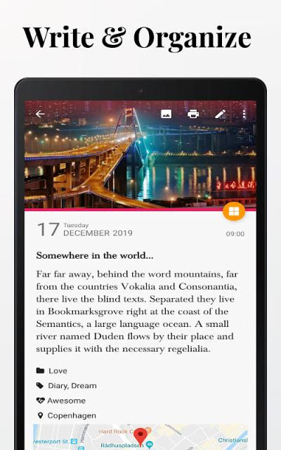 Diaro – Diary, Journal (MOD, Premium Unlocked)