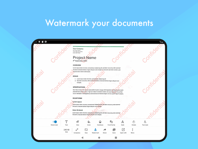 Document Scanner (MOD, PRO Unlocked)