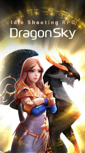 DragonSky: Idle & Merge (MOD, Menu/Always Win)