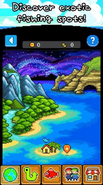 Fishing Paradiso (MOD, Free Shopping)