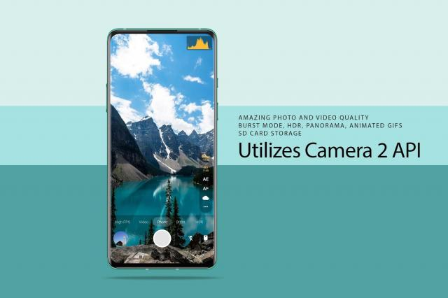 Footej Camera (MOD, Premium)