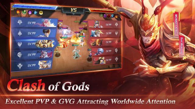 GiftCode Clash of Deity