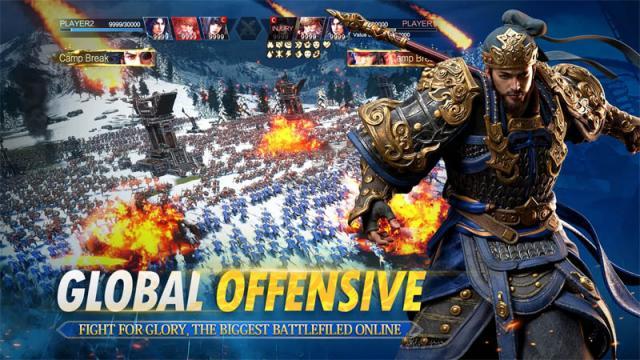 Giftcode Epic War Thrones