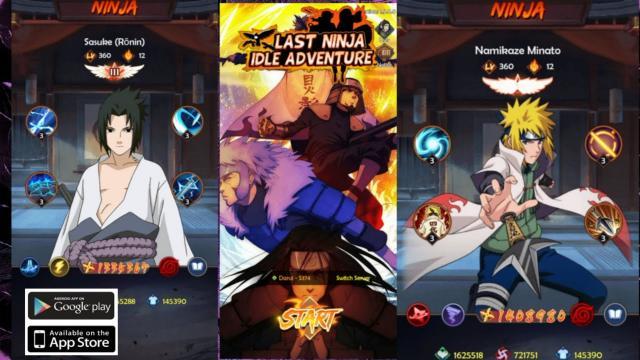 giftcode Last Ninja: Idle Adventure