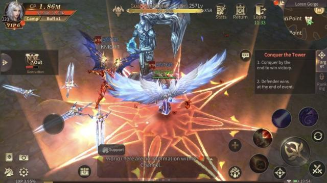 GiftCode MU Archangel
