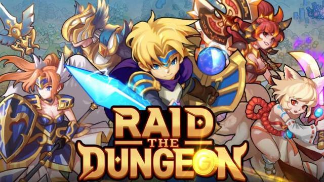GiftCode Raid the Dungeon