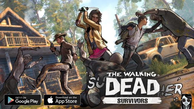 GiftCode The Walking Dead: Survivors