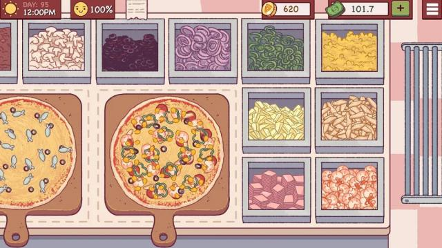 Good Pizza, Great Pizza (MOD, Unlimited Money)