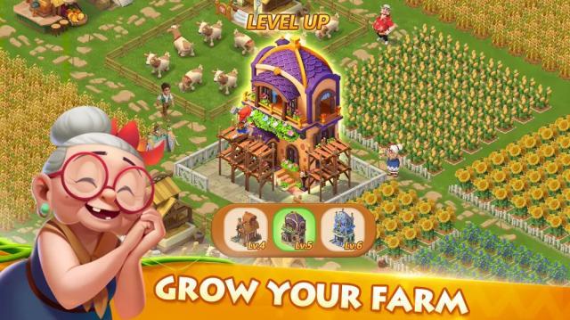 Hack Family Farm Adventure (MOD Tiền tệ/Energy vô hạn) 1.4.255