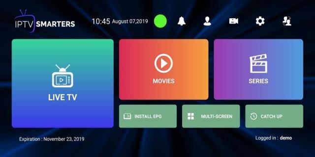 IPTV Smarters Pro (MOD, Ad Free)