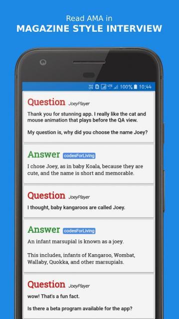 Joey for Reddit (MOD, Premium)
