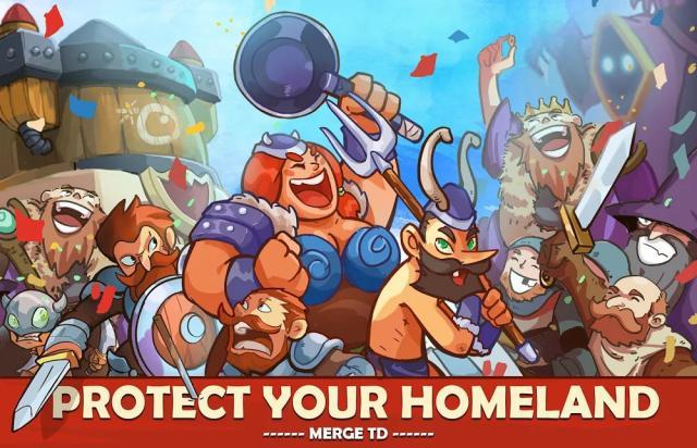 King Of Defense: Battle Frontier (MOD, Unlimited Money)