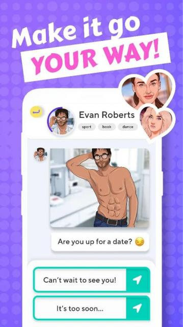 Love Talk: Dating Game