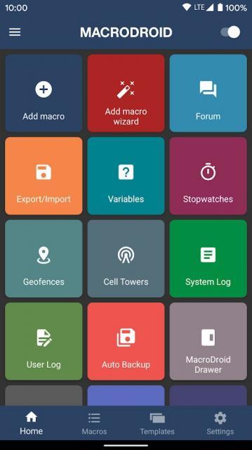 MacroDroid – Device Automation (MOD, Pro Unlocked)