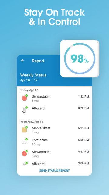 Medisafe – Pill Reminder & Medication Tracker (MOD, Premium Unlocked)