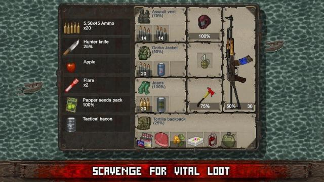 Mini DAYZ: Zombie Survival (MOD, Immortal/Plus)