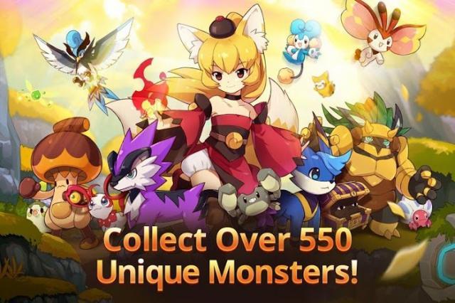 Monster Super League (MOD, Damage/Skills)