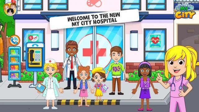 My City: Hospital