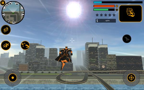 Naxeex Superhero (MOD, Unlimited Money)