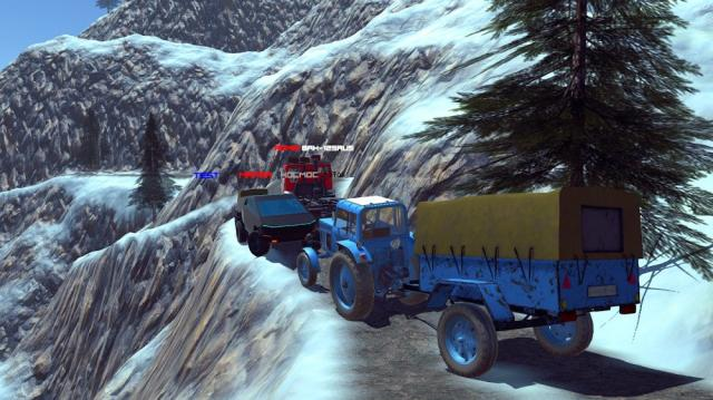 Offroad Simulator Online (MOD, Free Rewards)